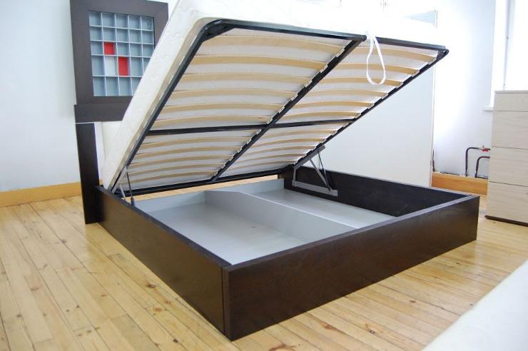 Кровать с подъемным механизмом 160х200 в Москве и Спб