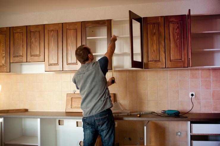 Ремонт на кухне - советы от профессионала