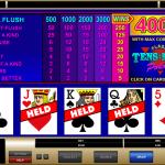 Игровой автомат Tens or Better - выиграй в карточные игры в казино Вулкан онлайн