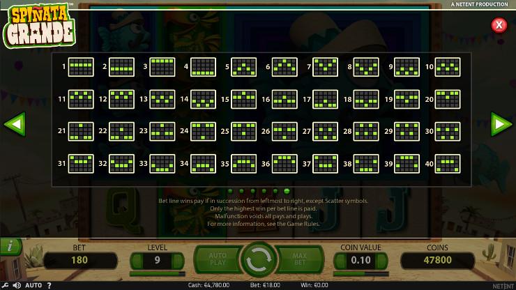 Игровой автомат Spinata Grande - скачать Вулкан 24 приложение, играй на смартфоне