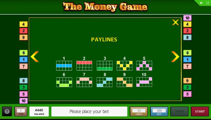 Игровой автомат The Money Game - в казино Джойказино играть в слоты от Новоматик