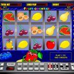 Игровой автомат Fruit Cocktail - выиграй часто в Вулкан Платинум казино