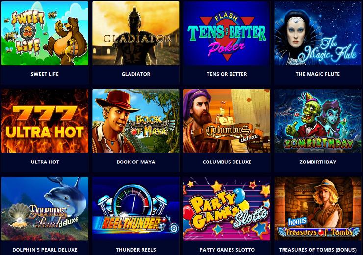 Онлайн-казино Вулкан Престиж: честная игра на реальные деньги