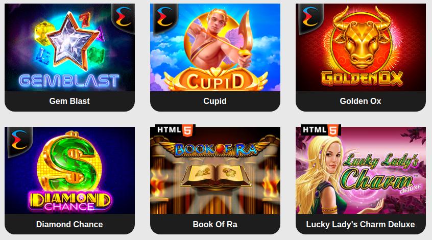 Онлайн-казино Spin Win